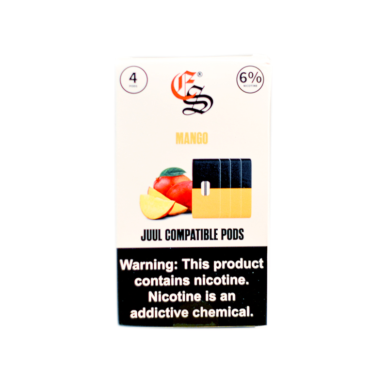 Eonsmoke JUUL®-Compatible Pods: Mango