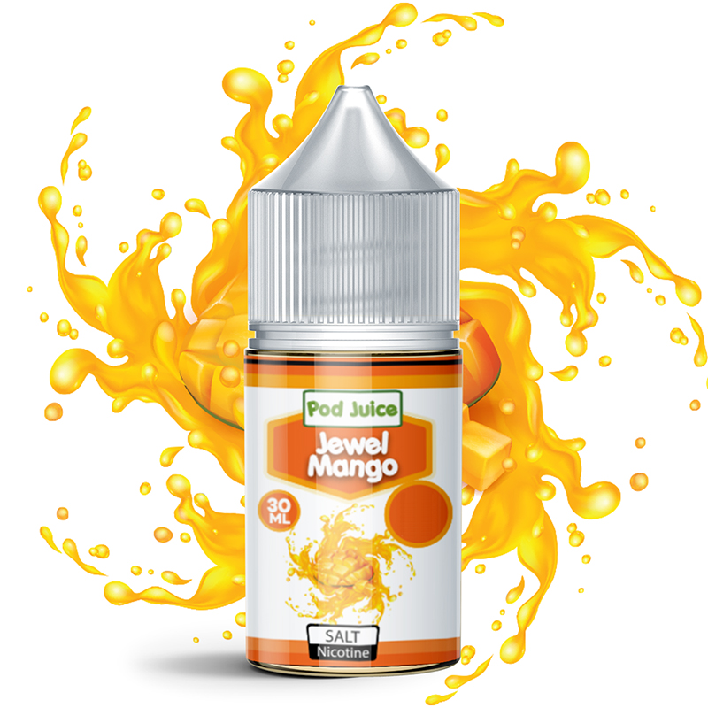 NICOTINE SALT E-LIQUID EVERYTHING YOU EVER WANTED TO KNOW