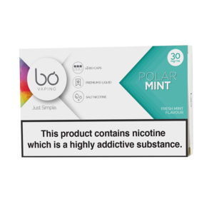 Polar Mint Bo Cap Pods