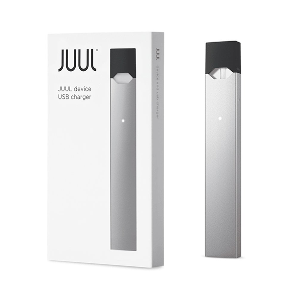 JUUL Silver kit from Premium Vape NZ