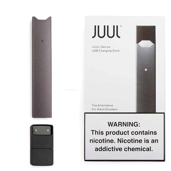JUUL Slate kit from Premium Vape NZ