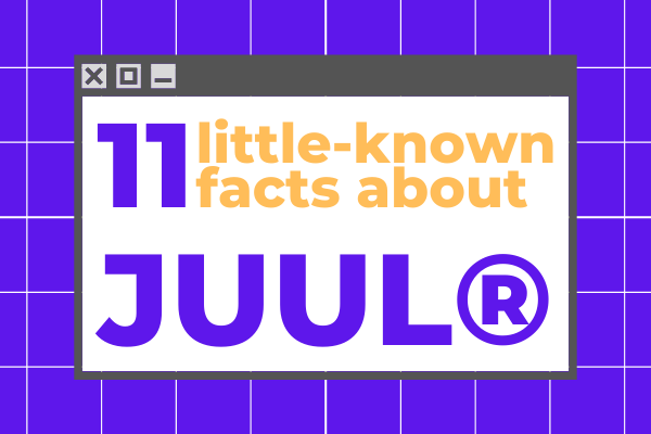 11 Facts about JUUL