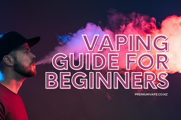 How to Vape The Simple Straightforward Vaping Guide for Beginners
